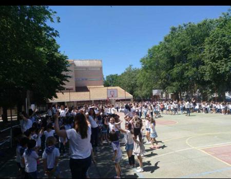 Los colegios celebran el Día de Castilla-La Mancha