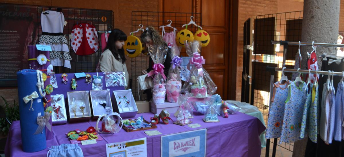 Mujeres con arte exponen en Almagro