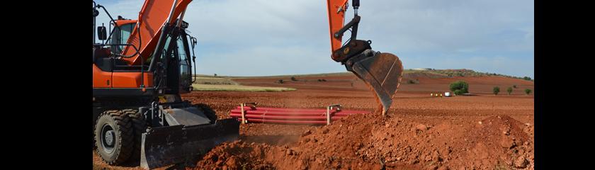 Comienzan las obras de conexión de dos pozos de emergencia a la red general de agua potable de Almagro y Bolaños