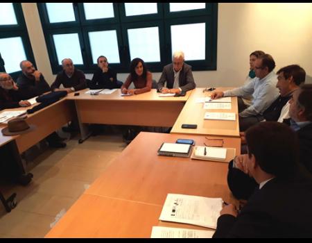 La Junta Directiva de la AD Campo de Calatrava aprueba la celebración de varios actos por su 20 aniversario en 2020