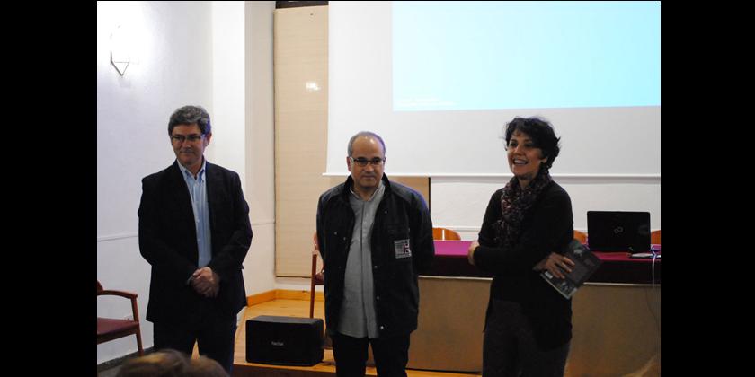 Cine y literatura se fusionan de la mano de Fernández Vallejo