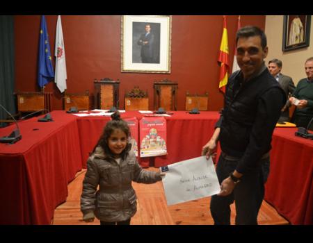 Los niños de 5 años del colegio Miguel de Cervantes piden una visita con el alcalde