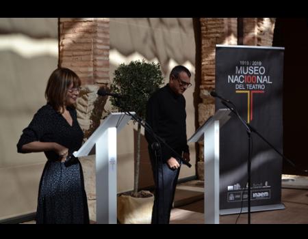 El Museo Nacional del Teatro clausura la celebración de sus 100 años de existencia con la presentación de un libro conmemorativo y una lectura dramatizada