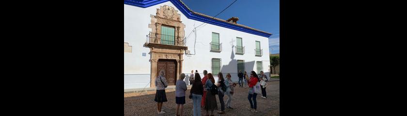 El Corral de Comedias recibe a más de 3000 turistas durante este pasado puente de Todos los Santos