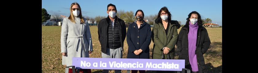 Almagro se implica contra la violencia de género