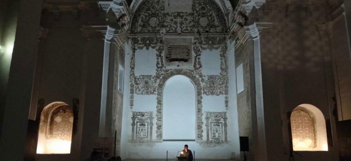 San Agustín volvió a acoger la Noche de los Difuntos en Almagro