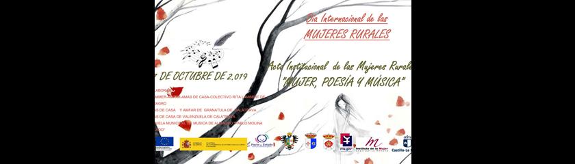 Almagro celebra el Día de la Mujer Rural con un reconocimiento a las asociaciones de mujeres