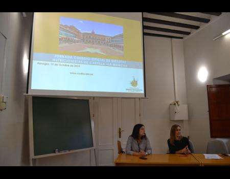 El Colegio de Dietistas y Nutricionistas de la región se reunieron en Almagro
