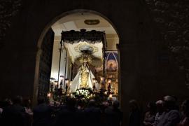 90 Aniversario de la Coronación Canónica de la Patrona almagreña