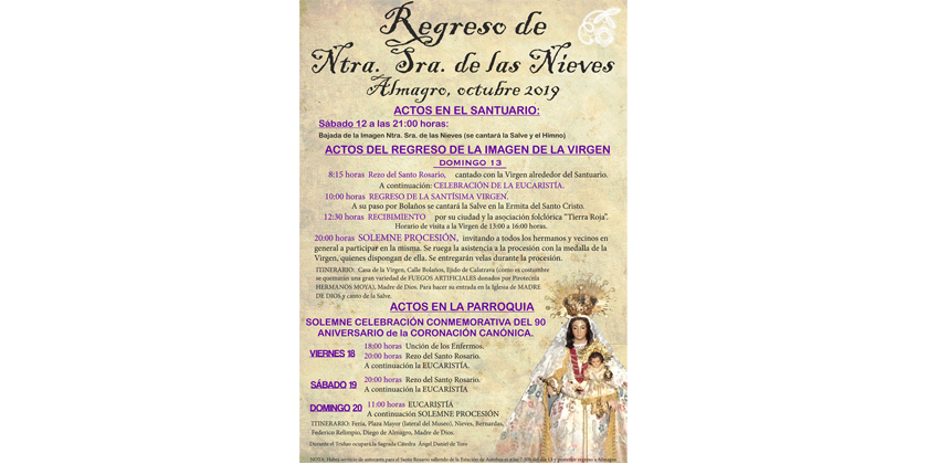 La Patrona regresa este domingo