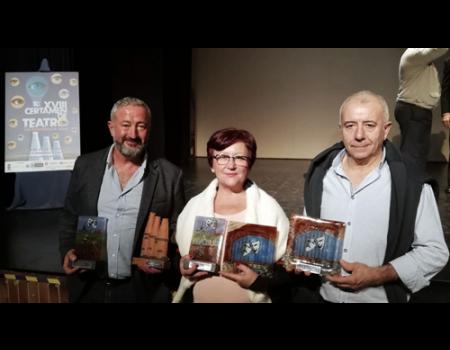 El Taular Teatro de Almagro obtiene cuatro premios en el XVIII Certamen Nacional de Teatro de Valdemorillo