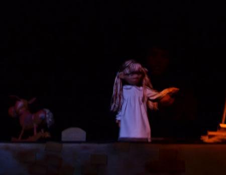 Teatro de títeres este domingo en Almagro