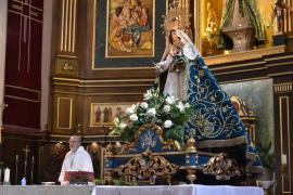 La Virgen de las Nieves regresa a Almagro