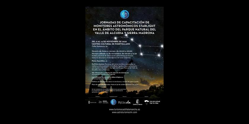 Jornadas Monitores Starlight