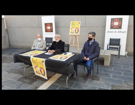 Los atenistas conocen la programación del XX Festival Iberoamericano de Teatro Contemporáneo