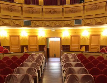 Este sábado abre el Teatro Municipal para las visitas turísticas