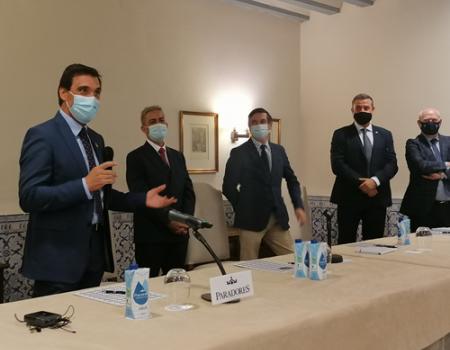 Almagro acoge el primer Congreso de Derecho Concursal con la intención de ser su sede permanente