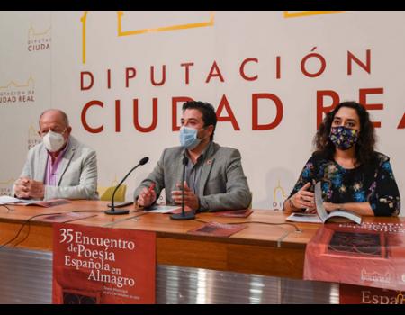 El Encuentro de Poesía Española vuelve a Almagro esta semana de forma presencial