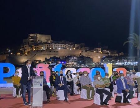 Peñíscola acoge la Asamblea Nacional de los Pueblos Más Bonitos de España con la participación de Almagro