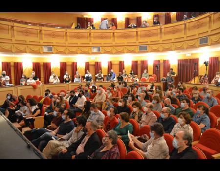 El Festival Iberoamericano de Teatro Contemporáneo de Almagro se llenó de público en su primer fin de semana de programación