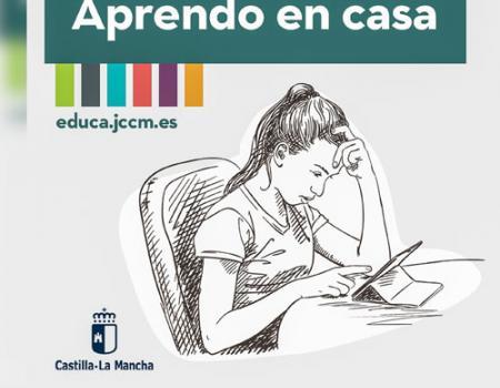 El Gobierno regional habilita en el Portal de Educación un espacio con materiales, recursos y servicios educativos en línea