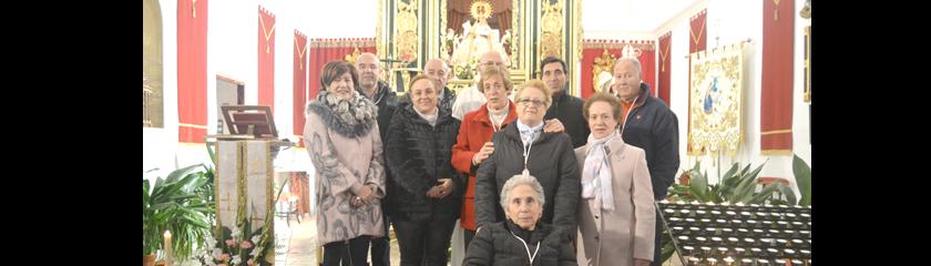 La Hermandad de San Ildefonso y la Virgen de Paz tiene todo preparado para la celebración lúdica de este fin de semana