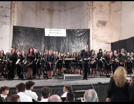 La música de banda unió a Almagro, Almuñécar y Pozuelo de Calatrava