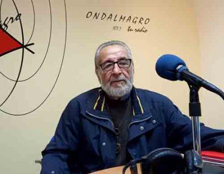 Luis Molina recibirá este viernes el Premio Teatro de Rojas