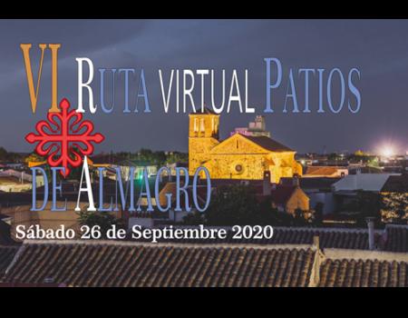 Almágora celebra la VI Ruta guiada de patios de manera virtual