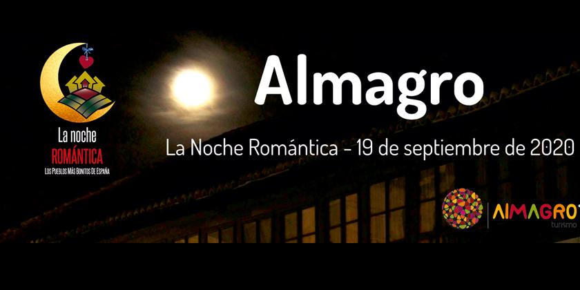 La Noche Romántica llega este sábado a Almagro