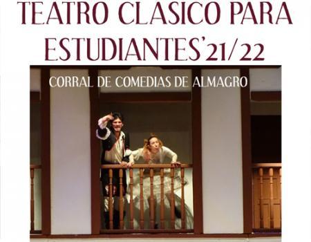 El teatro clásico para estudiantes vuelve en octubre