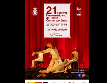 El Teatro iberoamericano Contemporáneo de Almagro vuelve en formato presencial, del 1 al 16 de octubre