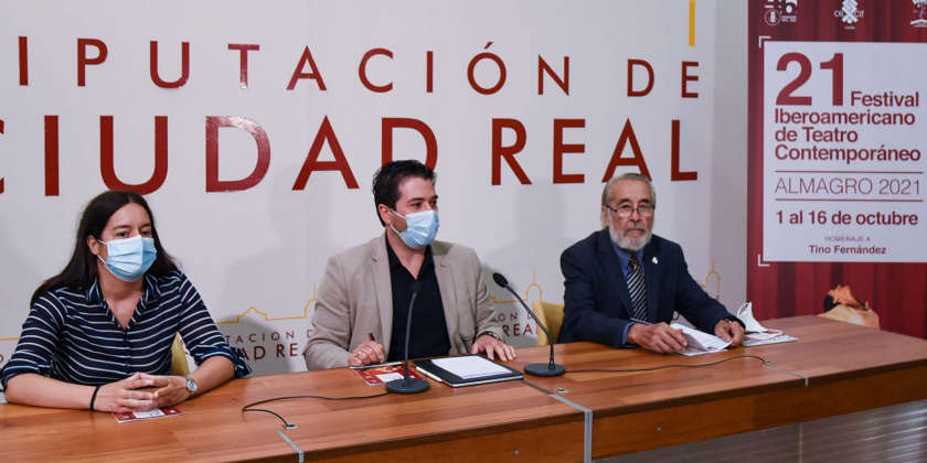 El XXI Festival Iberoamericano de Teatro Contemporáneo de Almagro se presenta en Ciudad Real