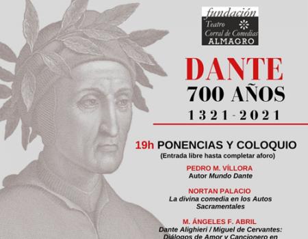 La iglesia de las Bernardas acogerá una jornada dedicada al poeta italiano Dante el 17 de septiembre