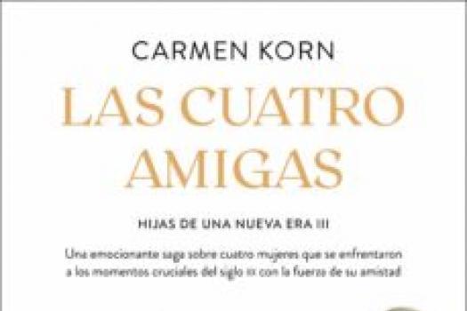 CARMEN KORN - Las cuatro amigas