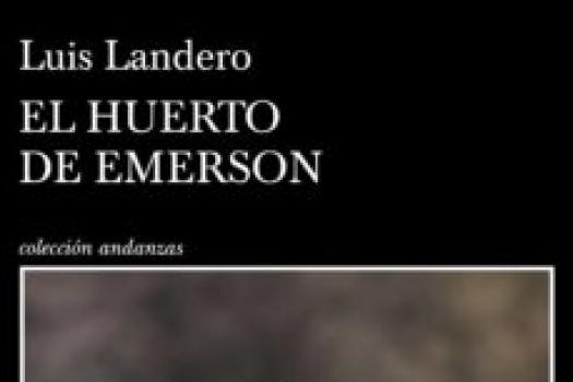LUIS SANDERO - El huerto de Emerson
