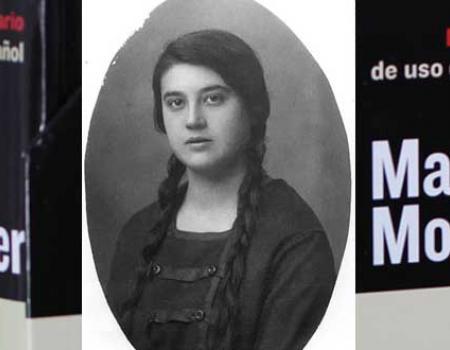 MARIA MOLINER - BIBLIOTECARIA Y LEXICÓGRAFA