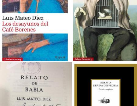PREMIO CERVANTES Y NACIONAL DE LAS LETRAS ESPAÑOLAS 2020