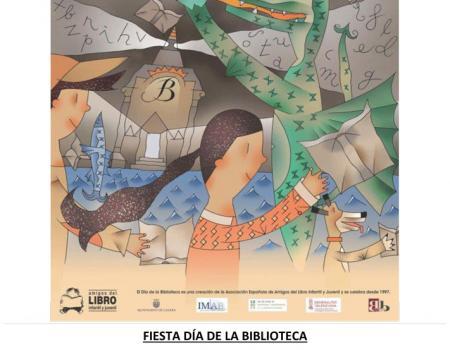 Fiesta Día de la Biblioteca