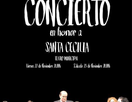 Concierto Santa Cecilia