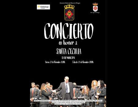 Concierto Santa Cecilia - Escuela de Música