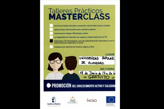 Talleres Prácticos MasterClass