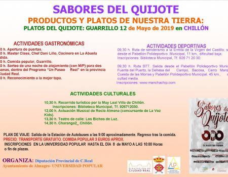 Sabores del Quijote - Chillón