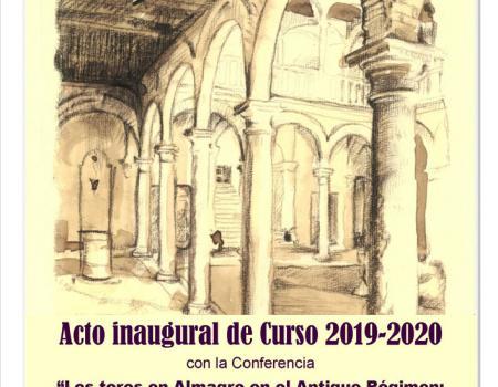 Acto inaugural de curso 2019-2020