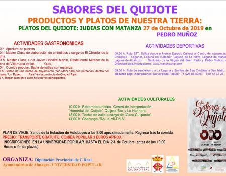 Los Sabores del Quijote