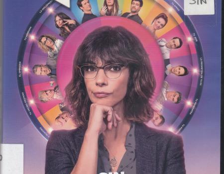Novedades DVD en la biblioteca de adultos