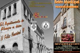 El Belén Municipal de Almagro se muda al Palacio de los Medrano