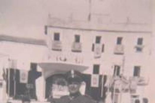 Glicerio Cháves - Del 29-4-1939 al 1-6-1960