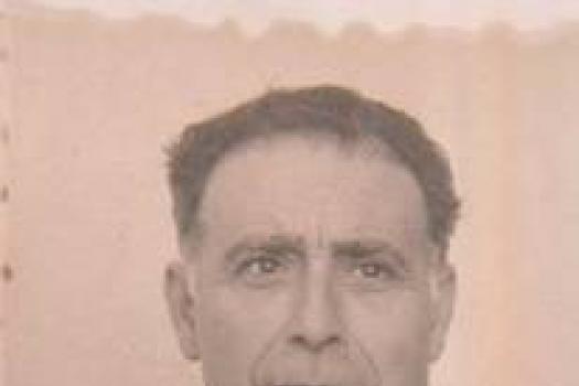 Bernabé Prieto - Del 16-71945 al 1-9-1978
