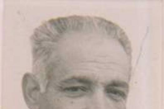 """Francisco Carretero 𠇎l Moreno"""" - Del 29-2-1944-al 15-5-1969"""